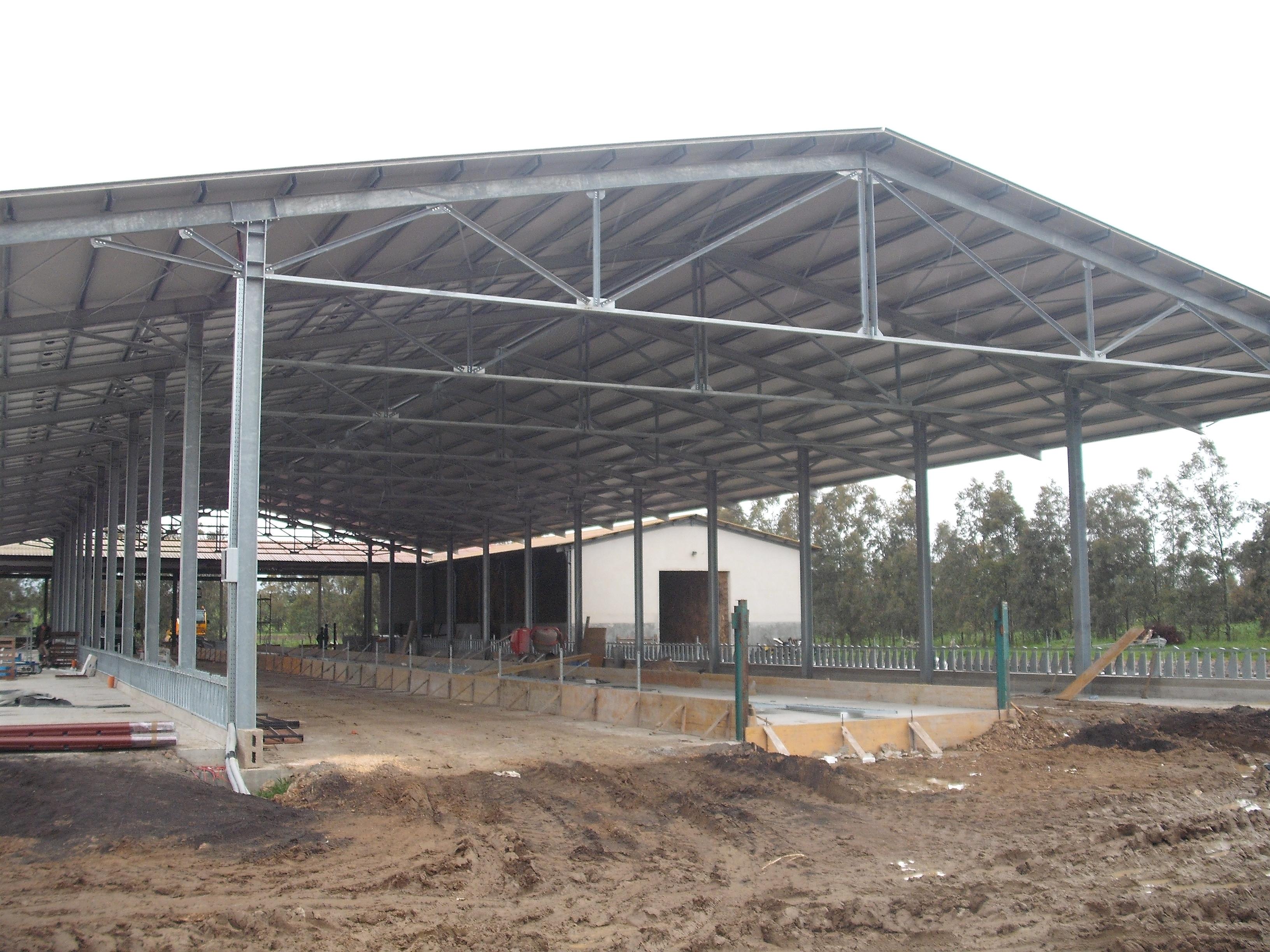 capannoni prefabbricati sardegna cemento armato precompresso